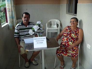 Moradores deram entrevistas para o Museu da Beira da Linha do Coque