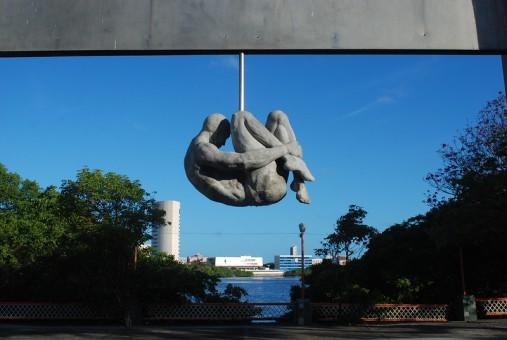 Monumento Tortura Nunca Mais_Demétrio Albuquerque_Rua da Aurora_Foto Nando Chiappetta Recife Arte Pública