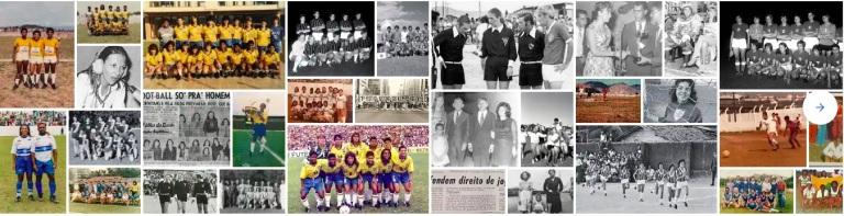 Museu do Futebol exposicao virtual Google Arts and Culture